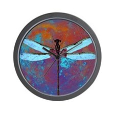 Dragonflight Wall Clock