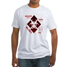Biohazard red T-Shirt