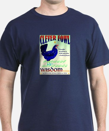 Clever Fowl Men's T-Shirt