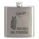 Owl Flask Bottles