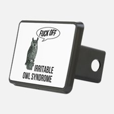 Irritable Owl Syndrome Hitch Cover