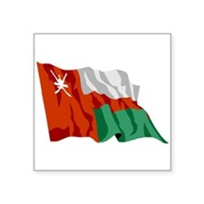 Oman Flag Sticker
