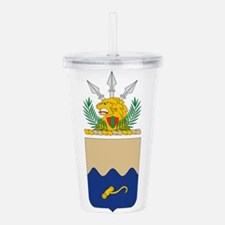 11th Transportation Ba Acrylic Double-wall Tumbler