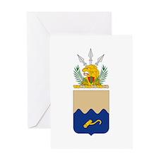 11th Transportation Battalion Greeting Cards