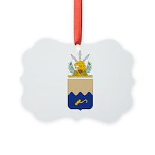 11th Transportation Battalion Ornament
