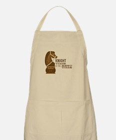 Knight Time Apron