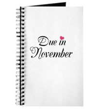 Due in (Fill in the Month) Journal