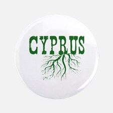 """Cyprus Roots 3.5"""" Button"""