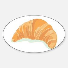 Croissant Decal