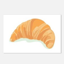 Croissant Postcards (Package of 8)