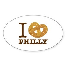 I Love Philly Decal