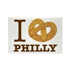 I Love Philly Magnets