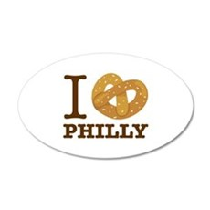 I Love Philly Wall Decal