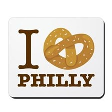 I Love Philly Mousepad