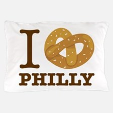 I Love Philly Pillow Case