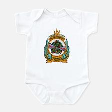 USS ABRAHAM LINCOLN Infant Bodysuit