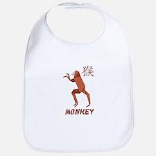 Monkey 2 Bib