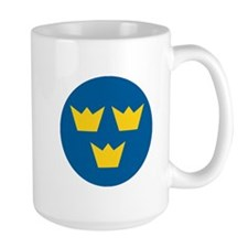 Sweden roundel Mugs