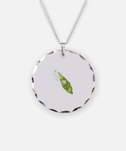 Peas In Pod Necklace
