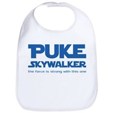 Puke Skywalker Bib