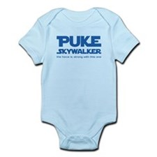 Puke Skywalker Body Suit