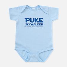 Puke Skywalker Body Suit