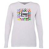 All cancer awareness Long Sleeves
