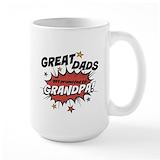 Papa mugs Coffee Mugs
