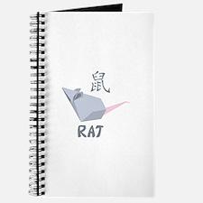Chinese Rat Symbol Journal