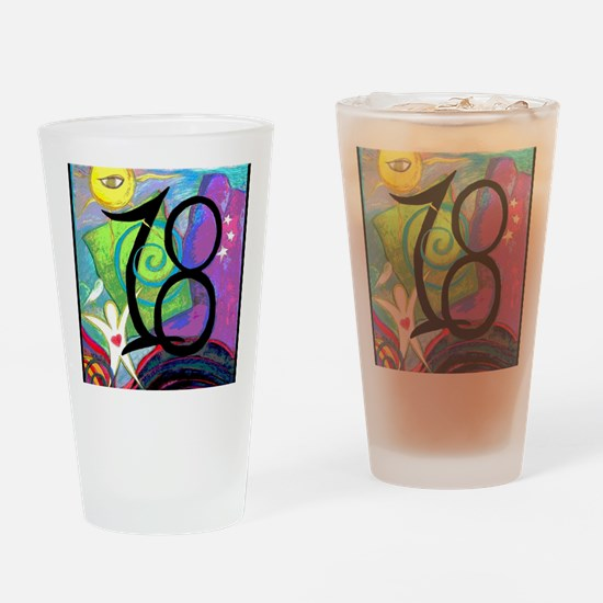 18 Drinking Glass