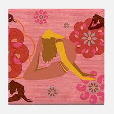Firegoddess.png Tile Coaster