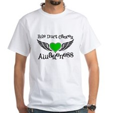 Bile Duct Cancer Awareness T-Shirt