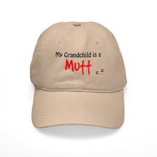 Mutt Grandchild Baseball Cap