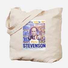 1952 Stevenson - Which Will Be Safer for You? Tote