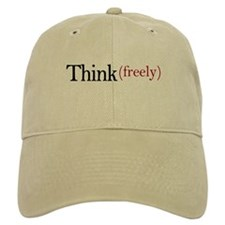 Think freely Baseball Cap