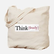 Think freely Tote Bag