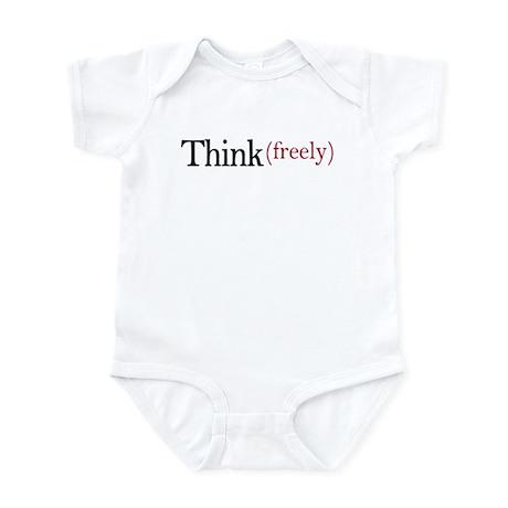 Think freely Infant Bodysuit