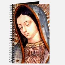 Guadalupe Virgin Mary Journal