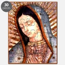 Guadalupe Virgin Mary Puzzle