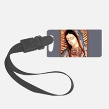Guadalupe Virgin Mary Luggage Tag