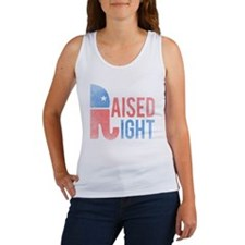 Raised Right Vintage Women's Tank Top
