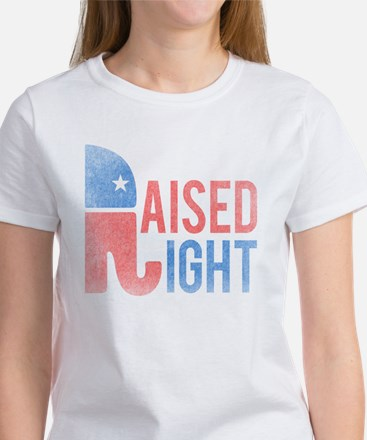 Raised Right Vintage Women's T-Shirt
