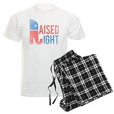 Raised Right Vintage Pajamas