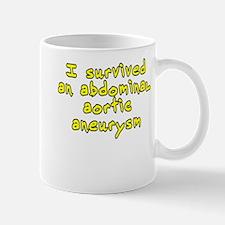Abdominal aortic aneurysm - Mug