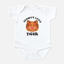 Grampy's Little Tiger Infant Bodysuit