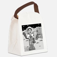 MoonMan Canvas Lunch Bag