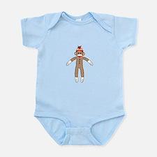 Sock Monkey Body Suit