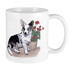 Cardigan Welsh Corgi Holiday Mug