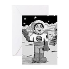 MoonMan Greeting Cards