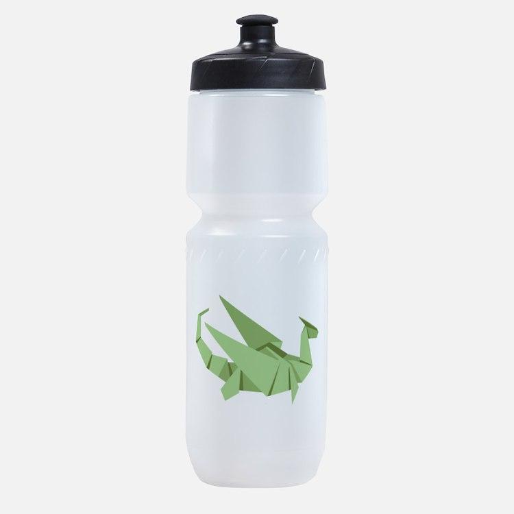 Chinese Dragon Sports Bottle